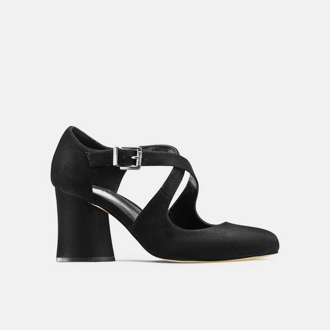 Women's shoes insolia, Noir, 729-6975 - 13