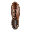 Men's shoes bata, Brun, 844-4381 - 17