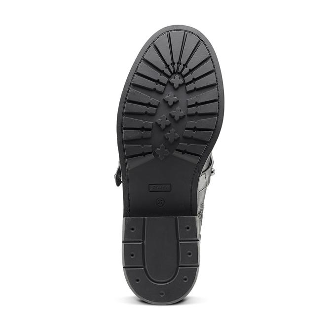 BATA Chaussures Femme bata, Noir, 591-6137 - 17