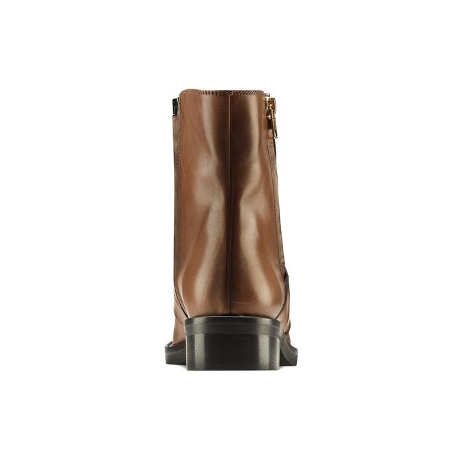 Women's shoes bata, Brun, 594-3330 - 16