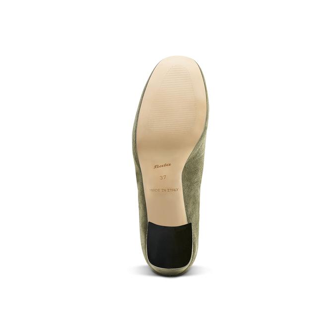 BATA Chaussures Femme bata, Vert, 723-7984 - 17