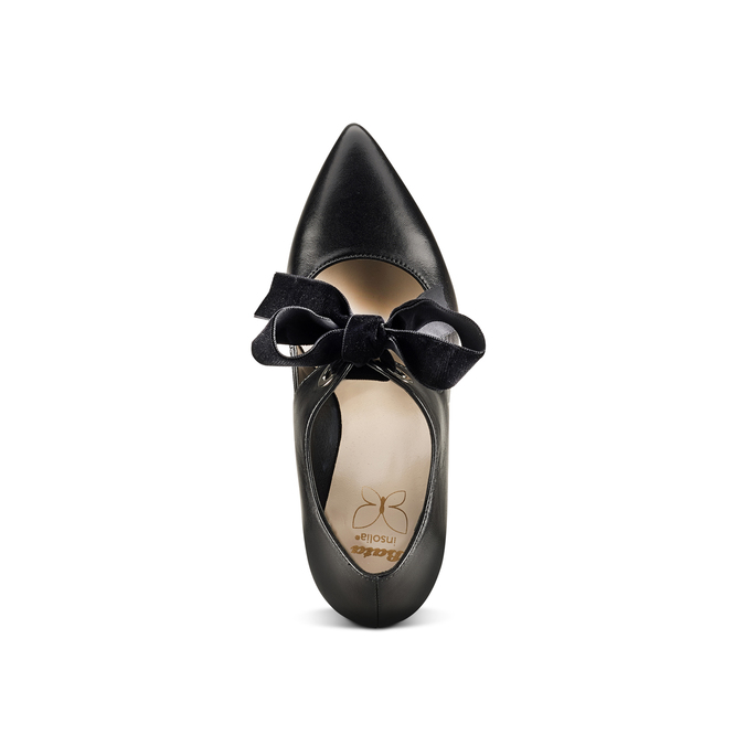 Women's shoes insolia, Noir, 724-6983 - 15