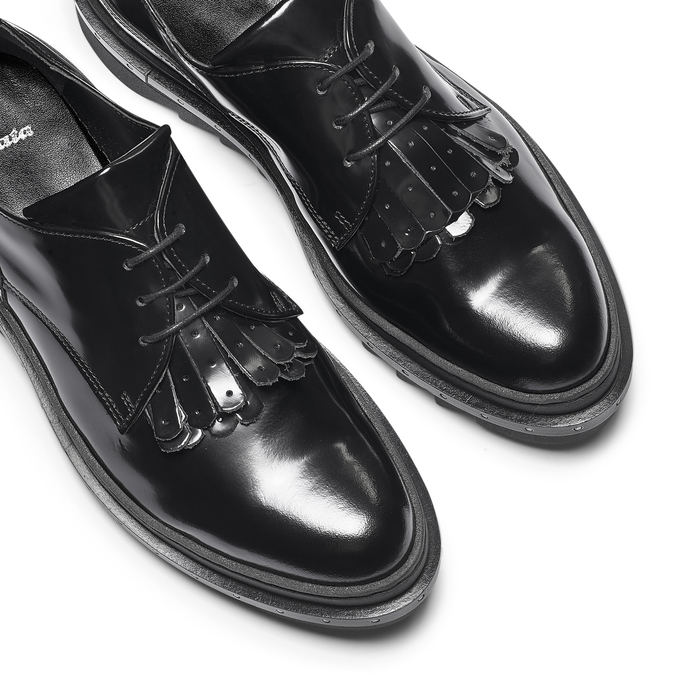 BATA Chaussures Femme bata, Noir, 524-6665 - 19