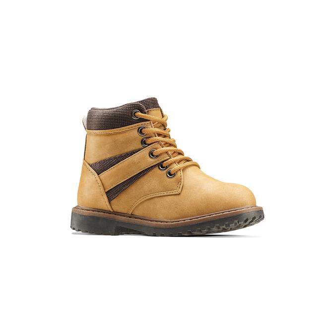 Childrens shoes mini-b, Jaune, 291-8168 - 13