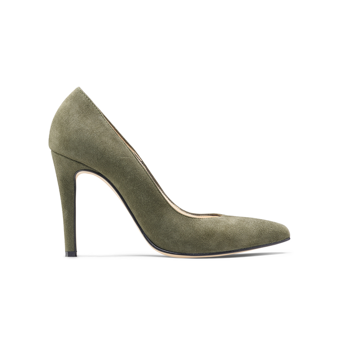 Women's shoes insolia, Vert, 723-7111 - 26