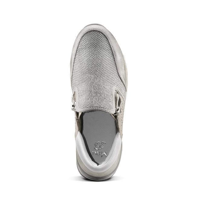 Childrens shoes mini-b, Blanc, 329-1298 - 15
