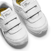 Childrens shoes reebok, Blanc, 101-1186 - 19