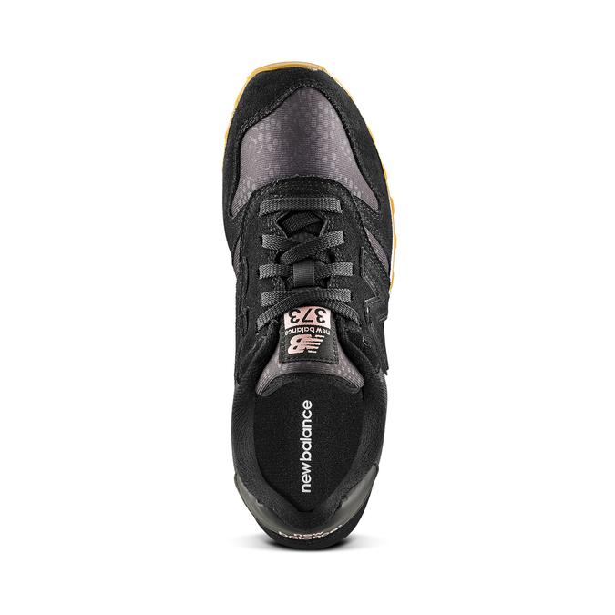 Childrens shoes new-balance, Noir, 509-6473 - 15