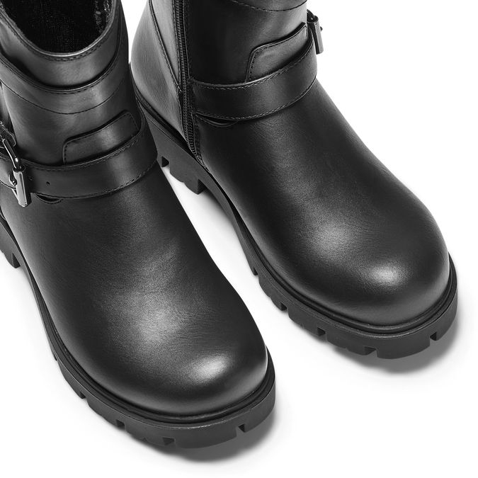 MINI B Chaussures Enfant mini-b, Noir, 391-6408 - 15