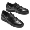 Men's shoes flexible, Noir, 844-6110 - 19