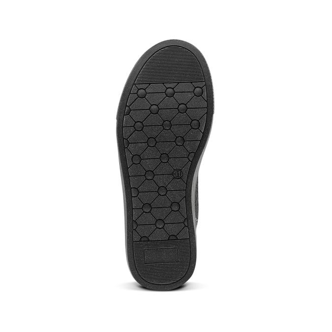 Childrens shoes mini-b, Noir, 329-6302 - 17