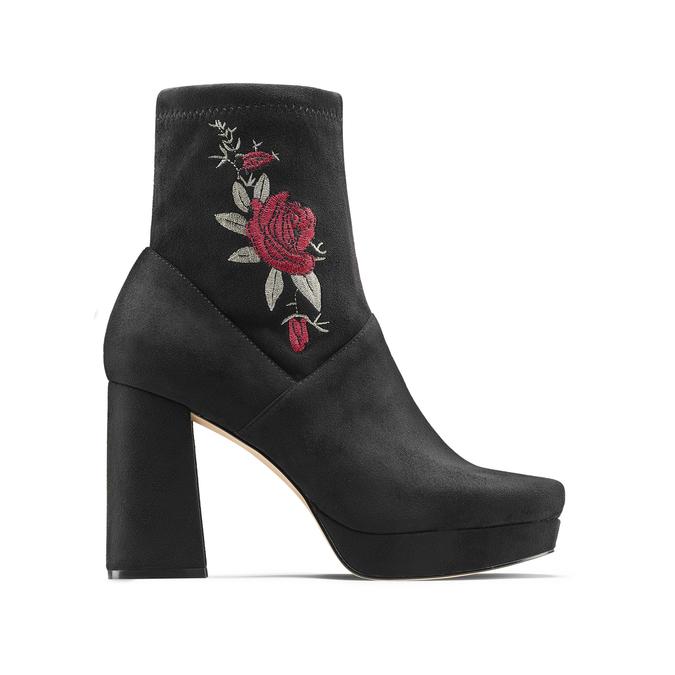 Women's shoes bata, Noir, 799-6157 - 26