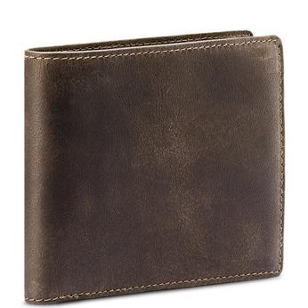 Portefeuille en cuir pour homme bata, Brun, 944-4135 - 13