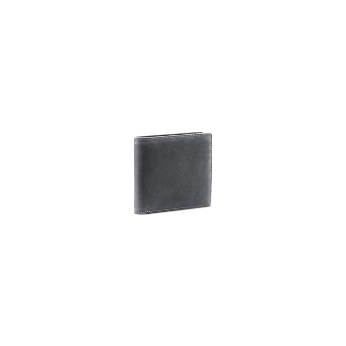 Portefeuille en cuir pour homme bata, Noir, 944-6135 - 13