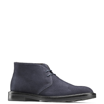 Men's shoes bata, Violet, 893-9734 - 13