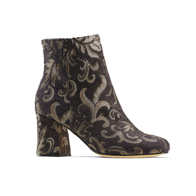 Women's shoes bata, Brun, 799-4171 - 13