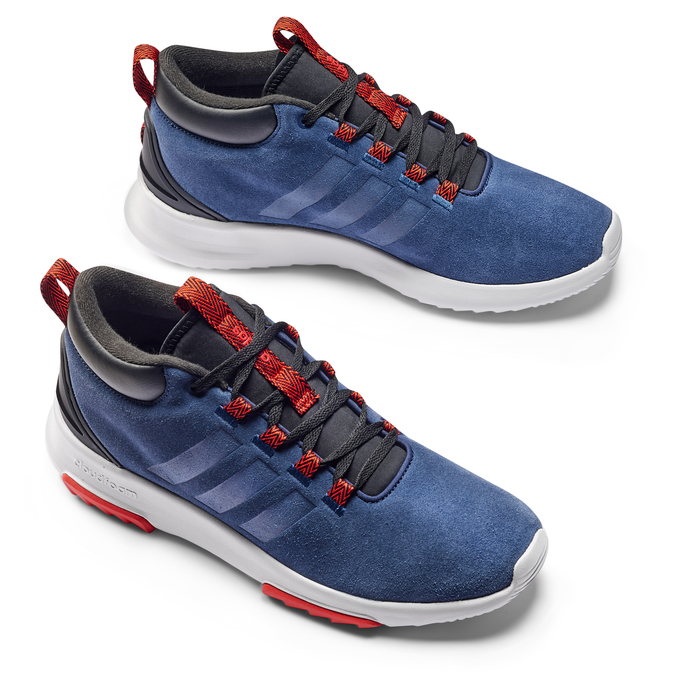 Childrens shoes adidas, Bleu, 803-9202 - 19