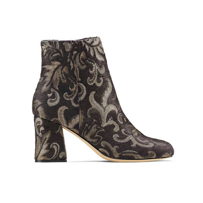 Women's shoes bata, Brun, 799-4171 - 26
