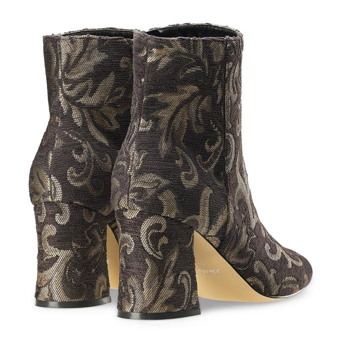Women's shoes bata, Brun, 799-4171 - 19