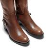 Women's shoes bata, Brun, 594-3427 - 15