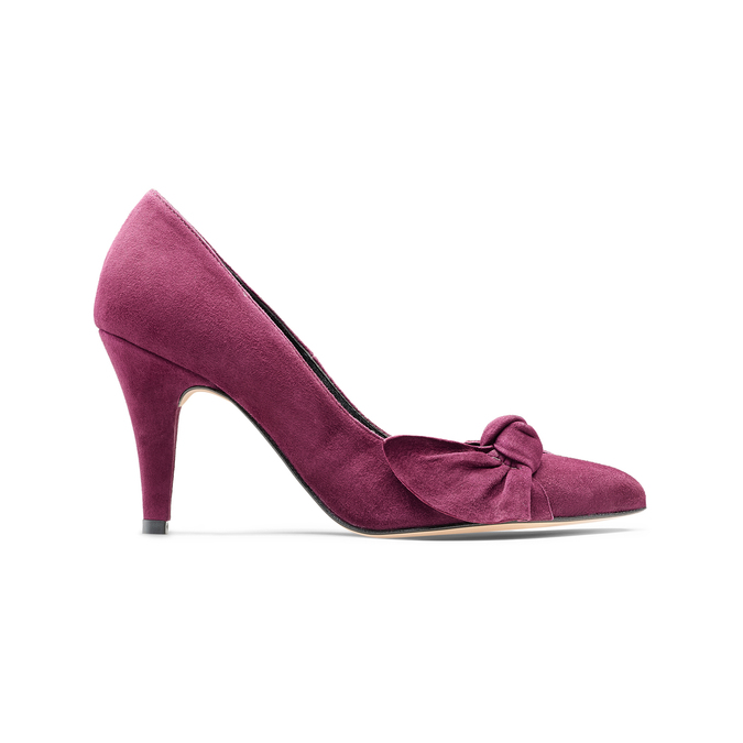 Women's shoes bata, Rouge, 723-5981 - 26