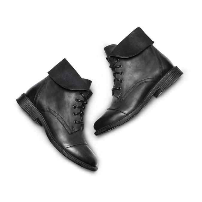 Chaussures Femme bata, Noir, 594-6281 - 26