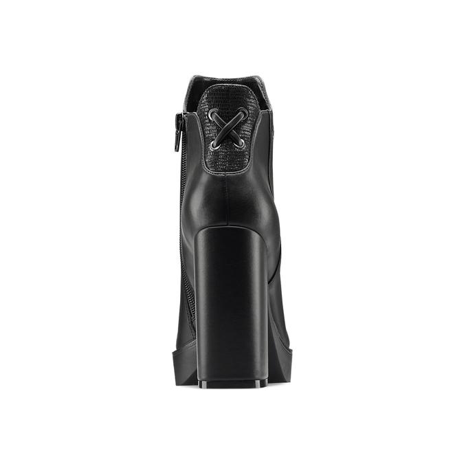 Women's shoes bata, Noir, 791-6658 - 16