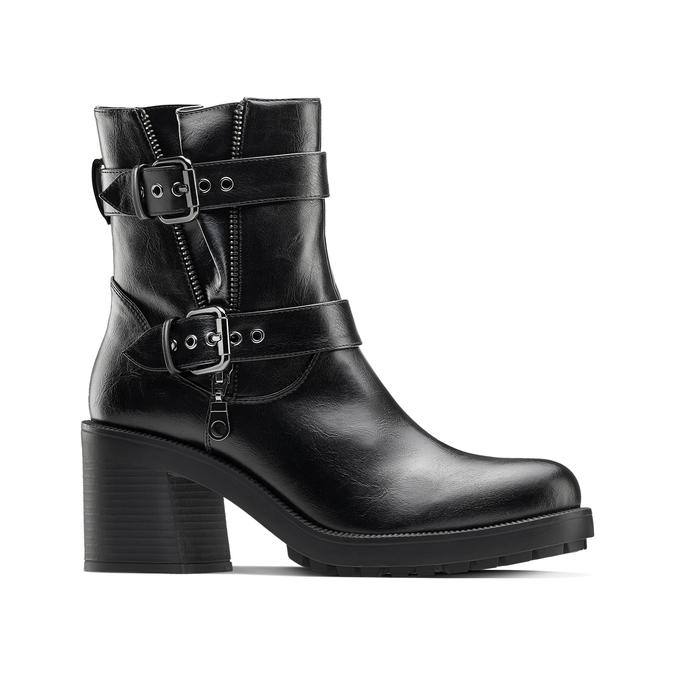 BATA Chaussures Femme bata, Noir, 791-6680 - 13