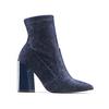 Women's shoes bata, Bleu, 799-9648 - 13