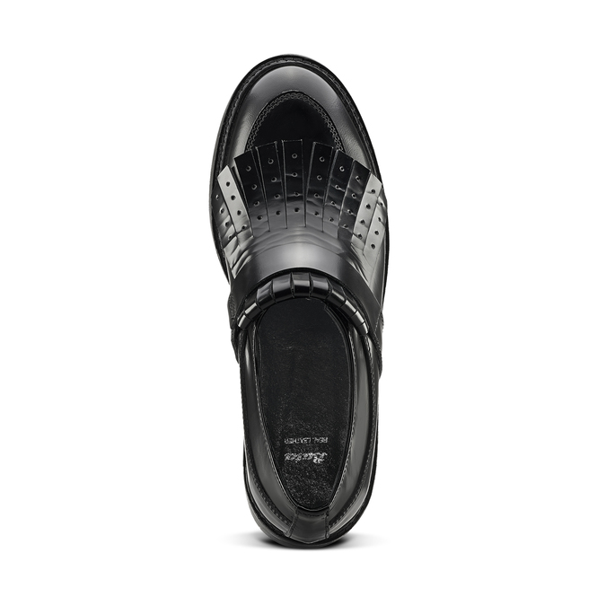 BATA Chaussures Femme bata, Noir, 514-6389 - 15