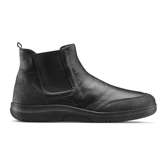 Men's shoes, Noir, 894-6712 - 13