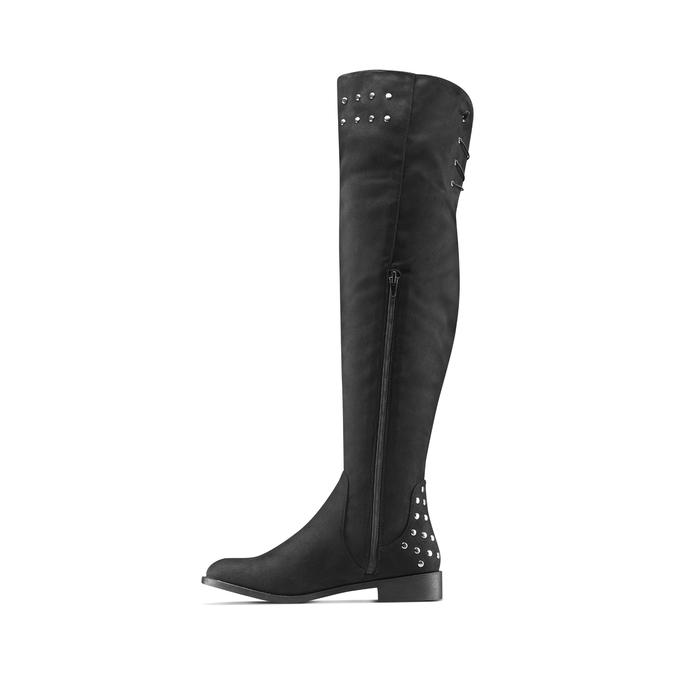 Women's shoes bata, Noir, 599-6113 - 16