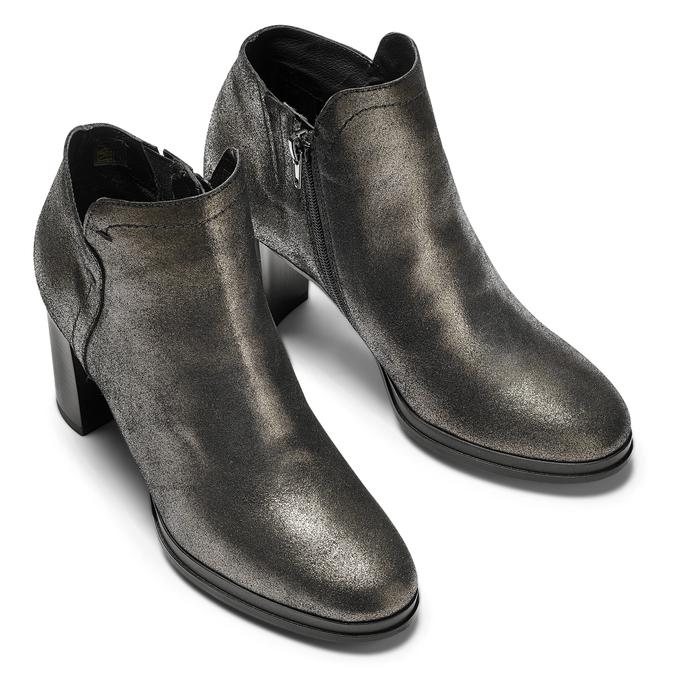 Women's shoes bata, Noir, 794-6690 - 15