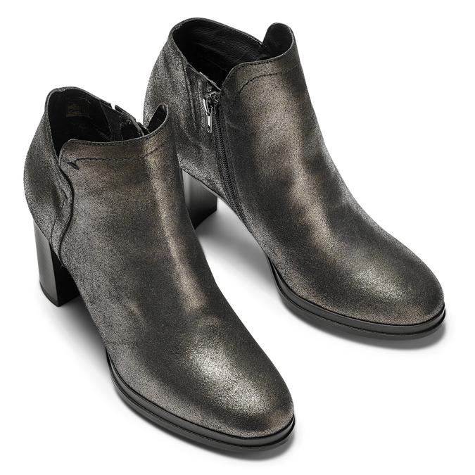 BATA Chaussures Femme bata, Noir, 794-6690 - 15