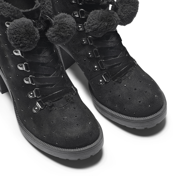 BATA Chaussures Femme bata, Noir, 799-6118 - 15