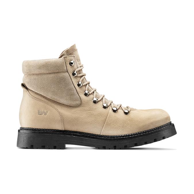 Women's shoes weinbrenner, Jaune, 596-8349 - 26