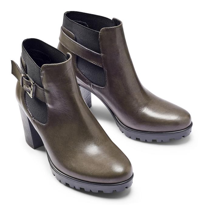 BATA Chaussures Femme bata, Gris, 794-2297 - 15