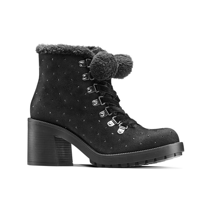 BATA Chaussures Femme bata, Noir, 799-6118 - 13