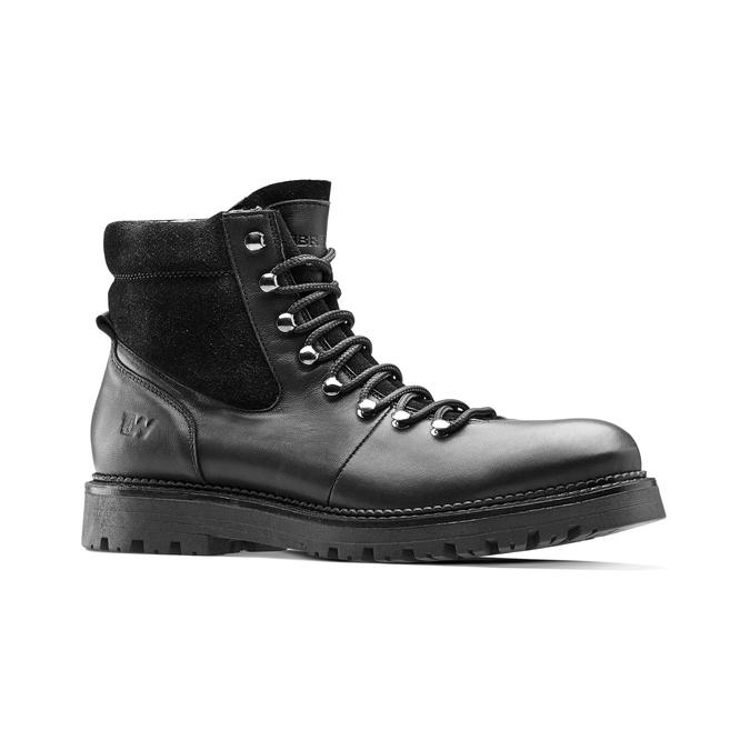Women's shoes weinbrenner, Noir, 594-6349 - 13