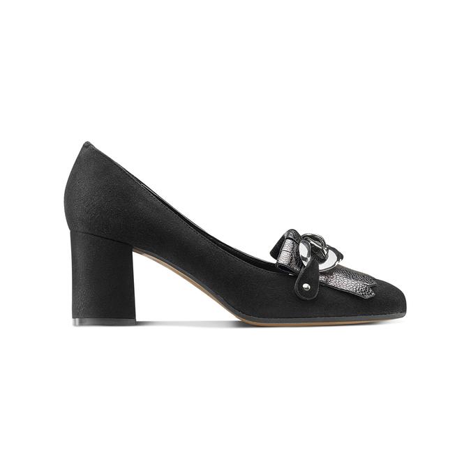 Women's shoes bata, Noir, 723-6135 - 26