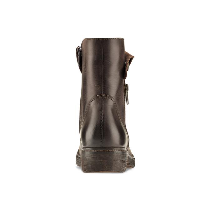 Chaussures Femme weinbrenner, Brun, 594-4874 - 16