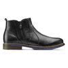 Men's shoes bata, Noir, 894-6717 - 26