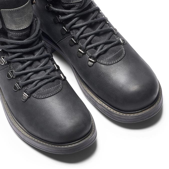Men's shoes bata, Noir, 894-6136 - 15