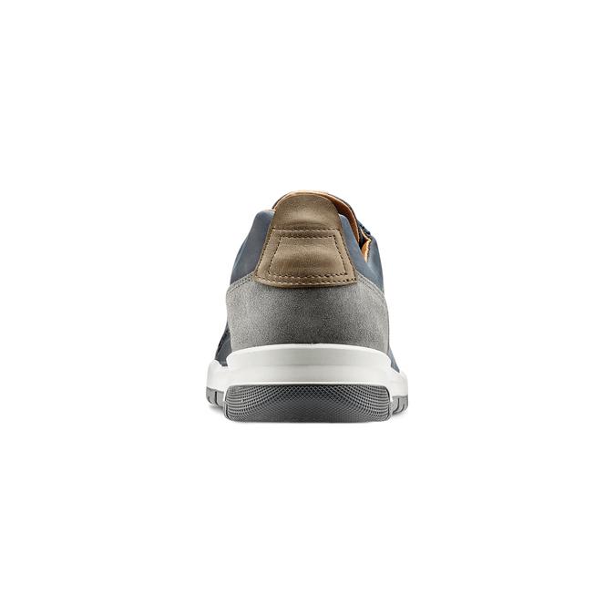 Men's shoes bata, Violet, 846-9105 - 16
