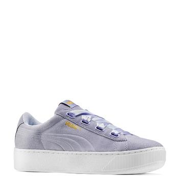 Childrens shoes puma, Violet, 503-9169 - 13