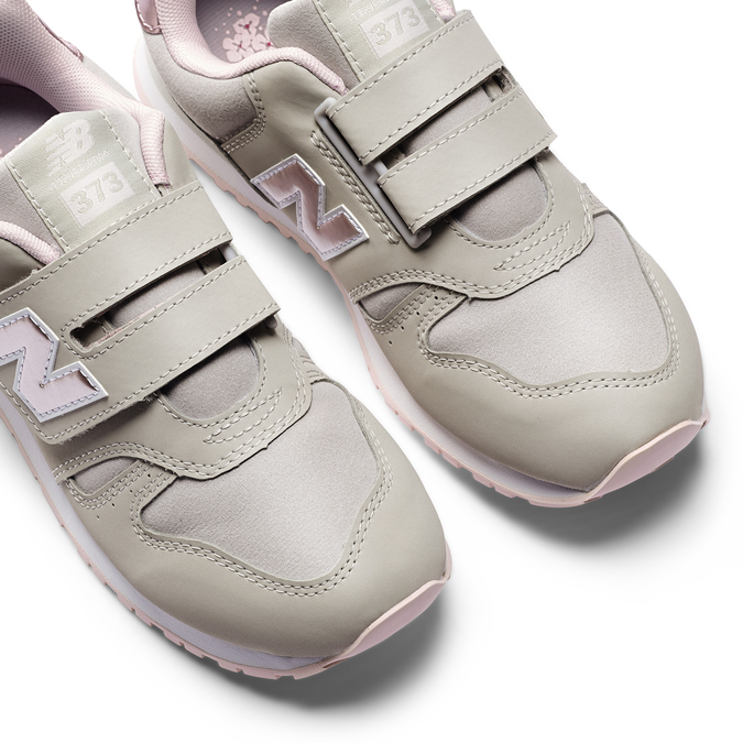 Childrens shoes new-balance, Gris, 301-2373 - 19