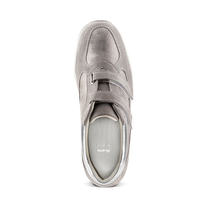 Women's shoes bata, Gris, 513-2202 - 17