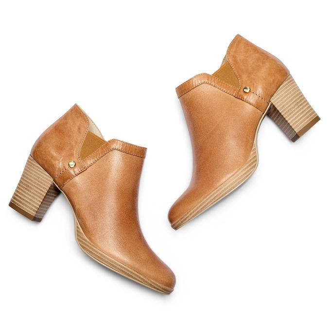 BATA Chaussures Femme bata, Brun, 724-3186 - 26