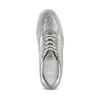 Women's shoes bata, Gris, 523-2306 - 17