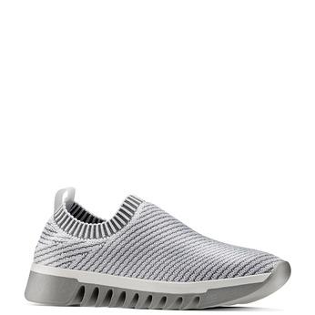 Women's shoes bata, Blanc, 539-1113 - 13